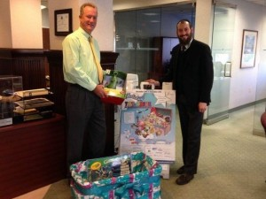 Chabad of Hunterdon Toy Drive