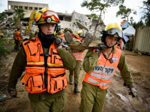 Israel Sends Aid to Nepal After Lethal Earthquake