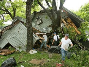 IsraAID Sends Team To Texas Flood Relief